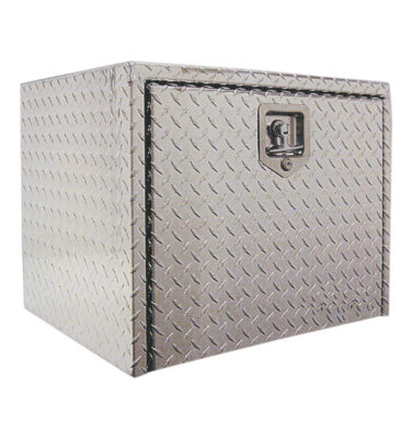 Aluminum Diamond Plate Tool Boxes
