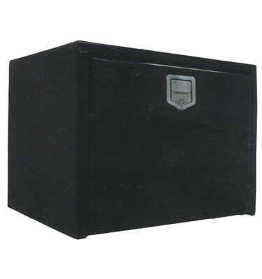 Black Steel Tool Boxes