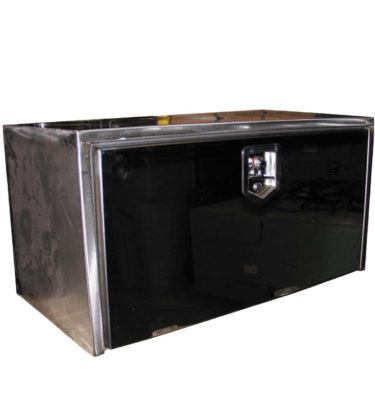 Stainless Steel Tool Boxes with Polished Stainless Steel Door