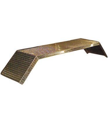 Tri-Axle Aluminum Fenders