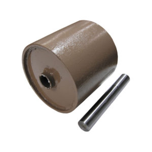 Steel Ground Roller with Pin