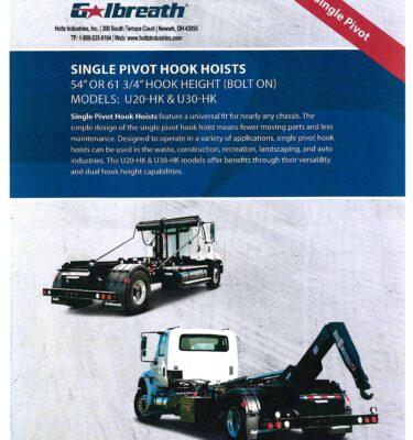 Galbreath Hook-Lift Units - Holtz Industries